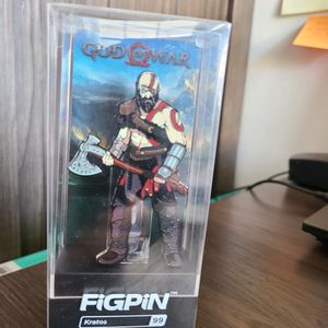 FIGPIN- God Of War: KRATOS for Sale in Hoffman Estates, IL