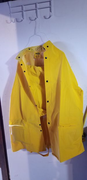 Master Gear, Rain Suit, Size 3XL for Sale in Tacoma, WA