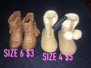 Girls boots for Sale in Norwalk, CA