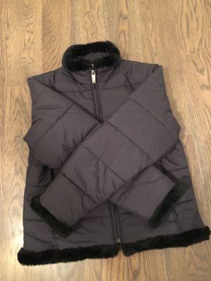 f08cd0e7164e Like new Spyder fur trimmed winter coat for Sale in Huntersville
