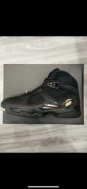 Nike Air Jordan 8 Retro OVO sz 9.5 Black Drake for Sale in Houston, TX