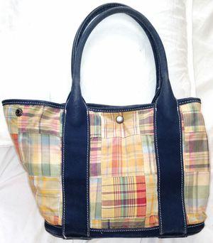 J.Crew Madras print purse for Sale in Alexandria, VA
