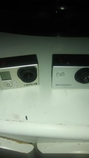 2 go Pro's with stand for Sale in Newport News, VA