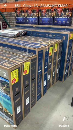 All size new TV are HERE 🎈🎈🎈🎈🎈 for Sale in Houston, TX