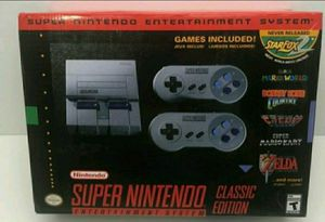 Super Nintendo Mini Nes for Sale in Miramar, FL
