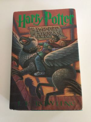 HARRY POTTER AND THE PRISONER OF AZKABAN, First American Edition, Rowling for Sale in Oakland, CA