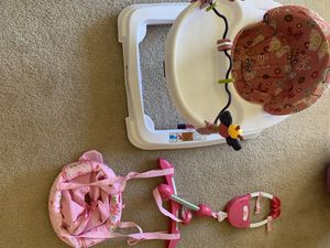 Baby walker and swing for Sale in Cherry Valley, CA