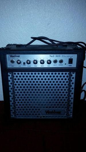 Washburn Bad Dog Guitar Amp for Sale in St. Louis, MO