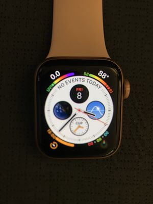 Apple Watch Series 4 ( 40mm ) GPS+ LTE Cellular Gold Aluminum for Sale in City of Industry, CA