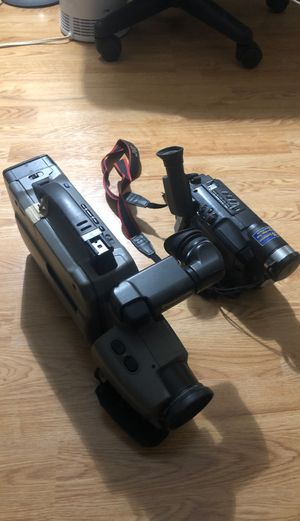 VHS CAMCORDER for Sale in Houston, TX