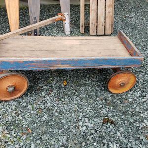 1930s wood wagon for Sale in Mount Vernon, WA