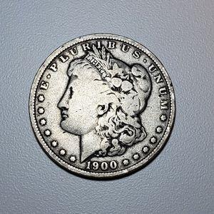 1900 -o Morgan Silver Dollar for Sale in Sacramento, CA