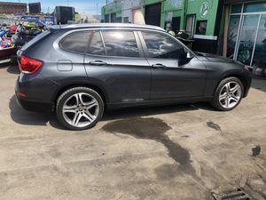 BMW 2014 x1 45000 miles rebuilt Crossover luxury car for Sale in Miami, FL