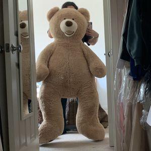 Giant teddy bear for Sale in Menifee, CA