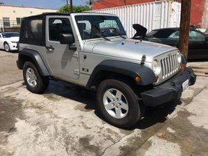 2007 Jeep Wrangler for Sale in Los Angeles, CA