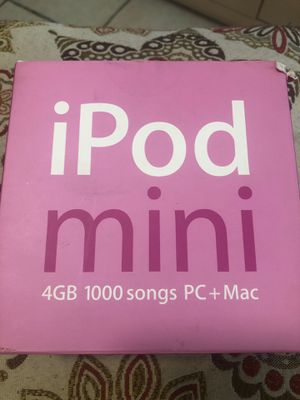 Ipod mini 2nd gen for Sale in Tampa, FL