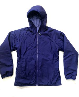 Womens PATAGONIA Quilted Reversible Jacket Size Small Great Purple/Lilac for Sale in Oakland, CA