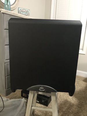 Klipsch 12in Subwoofer, used good condition for Sale in Nashville, TN