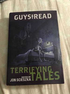 Guys read: Terrifying Tales book for Sale in Brooklyn, NY