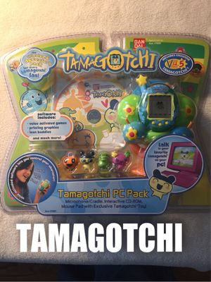 Tamagotchi pc pack! Collectible toys!! for Sale in Torrance, CA