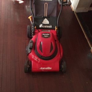 Electric Lawn Mower for Sale in Portsmouth, VA