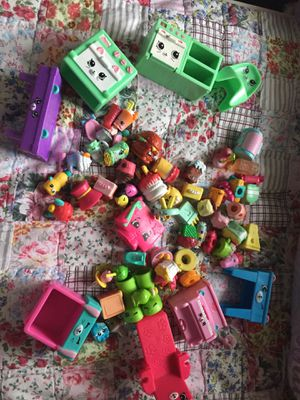 SHOPKINS 69 pieces for Sale in Kent, WA