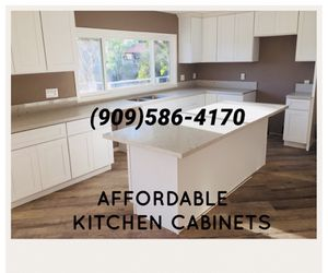 Kitchen Cabinets! Gabinetes de Cocina ... for Sale in Fontana, CA