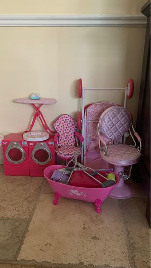 American Girl Doll Accessories for Sale in Boca Raton, FL