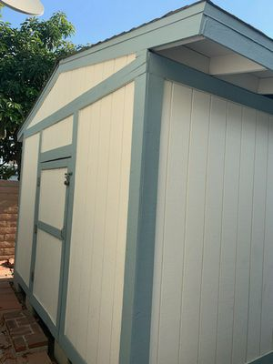 Quality Built Custom Shed for Sale in Montclair, CA