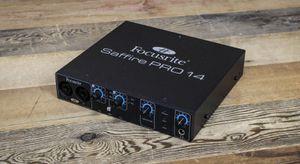 Focusrite Saffire Pro 14 Audio/ MIDI Interface for Sale in Diamond Bar, CA