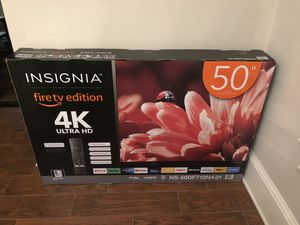 50 inch TV for Sale in Tampa, FL