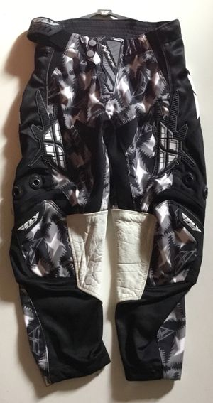 FLY RACING YOUTH MOTOCROSS PANTS YOUTH 24 for Sale in San Diego, CA