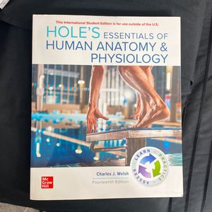 Hole's Essential of Human Anatomy & Physiology for Sale in Phoenix, AZ