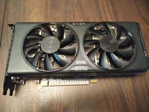 GTX 750 EVGA FTW Edition for Sale in Crawfordsville, IN