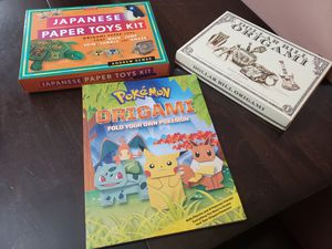 Origami Books for Sale in O'Fallon, MO