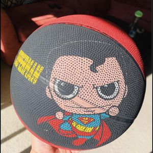 Superman Basketball For Kids for Sale in Pleasant Hill, CA