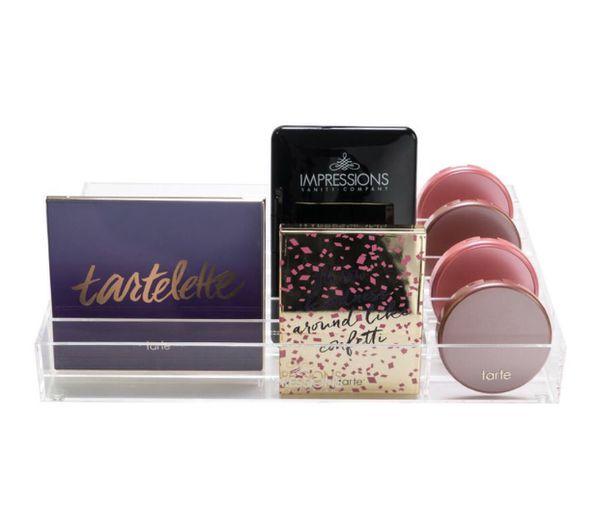 Palette makeup organizer acrylic.Impressions Vanity