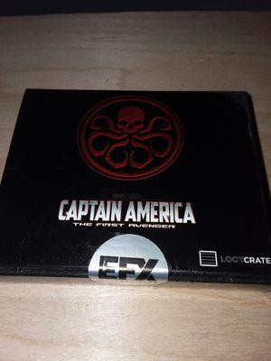 Captain America Hydra lapel pin for Sale in Austin, TX