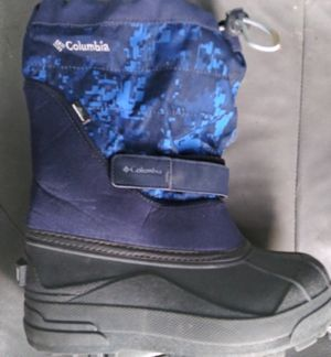 Columbia kids snow boots for Sale in Orem, UT