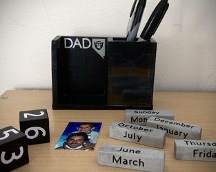 Desk Calendar/ Pen Holder Gift for Sale in Draper,  UT