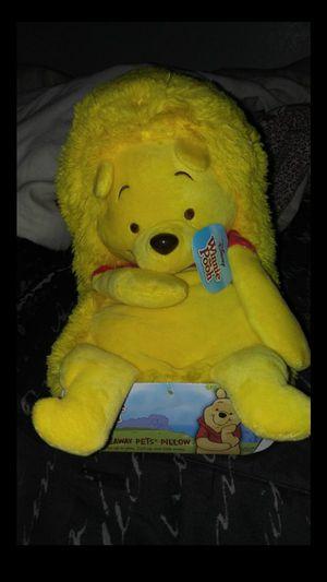 Disney Winnie the Pooh Hideaway pillow for Sale in Riverside, CA