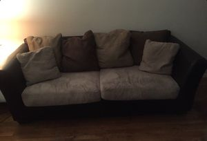 Couches +2lamps +end tables for Sale in The Bronx, NY