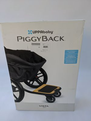 Uppababy vista piggy back ride along board NEW *firm price* for Sale in Glendale, CA