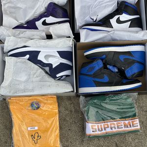 Jordan 1 Bundle for Sale in Raleigh, NC