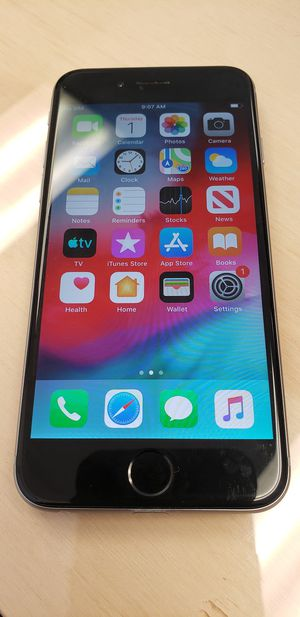 iPhone 6 32GB Straight Talk for Sale in Forest Park, GA