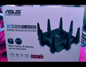 ASUS AC5300 WI-FI Router for Sale in Davenport, FL