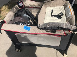 Chicco Playpen and Baby Accessories for Sale in Fresno, CA