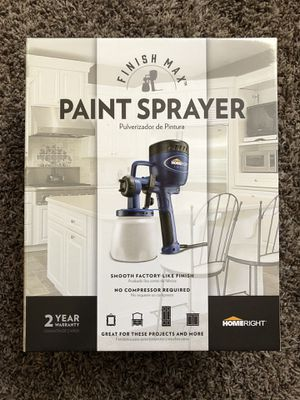 Finish Max Paint Sprayer for Sale in Mount Joy, PA