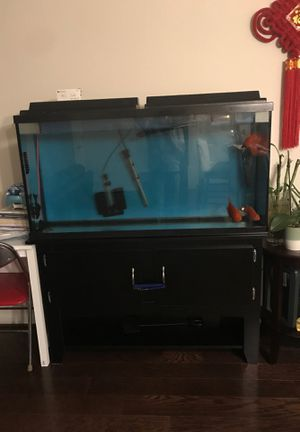 60 gallon fish tank for sale for Sale in Germantown, MD