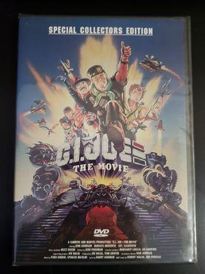G.I. JOE the Movie Special collectors edition 2000 for Sale in Pembroke Pines, FL